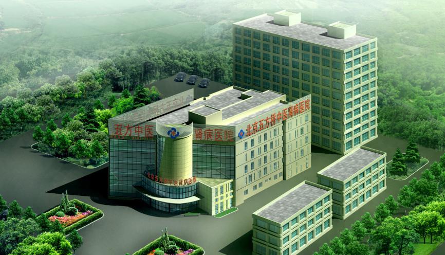 北京五方中医肾病医院