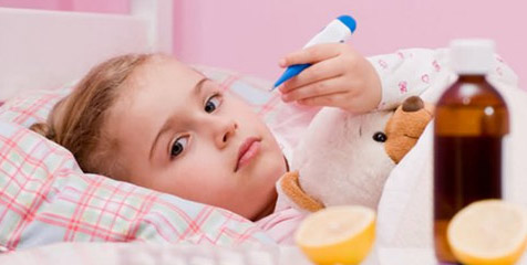 小儿感冒什么食物增加抵抗力