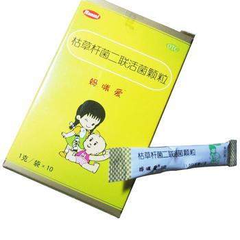 枯草杆菌二联活菌颗粒(北京韩美)
