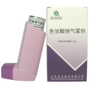 色甘酸钠气雾剂(京卫 )